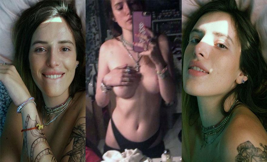 bella thorne nude LEAKED