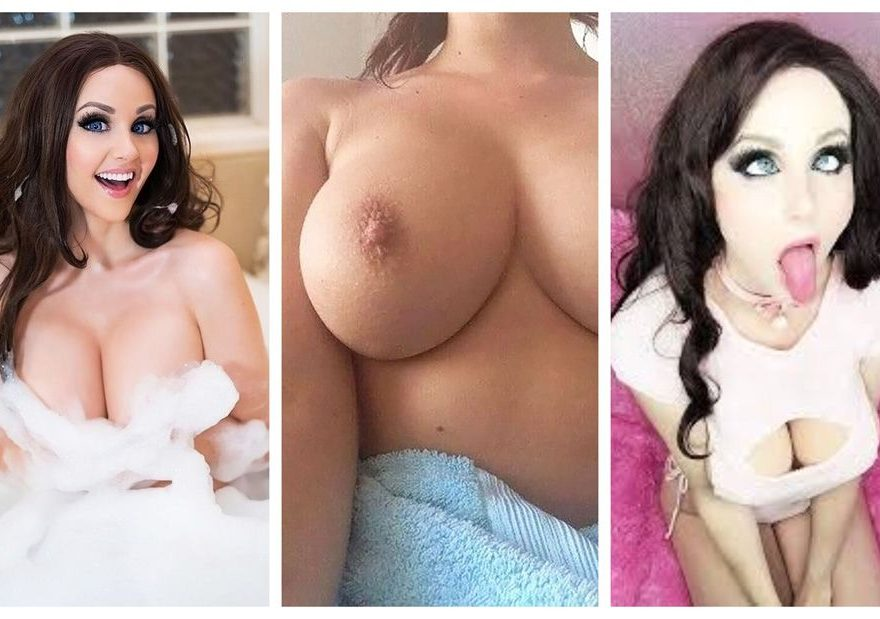 Angie Griffin Nude