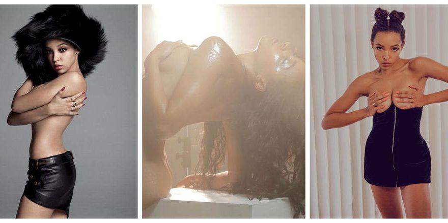 Tinashe kachingwe nude