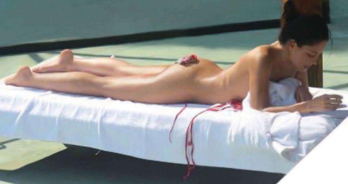 Ana Claudia nackt Talancon 49 hot