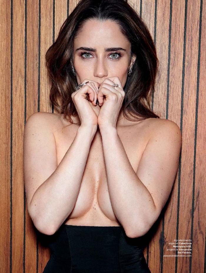 Fernanda Vasconcellos topless