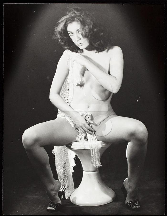 Helena Ramos nude boobs