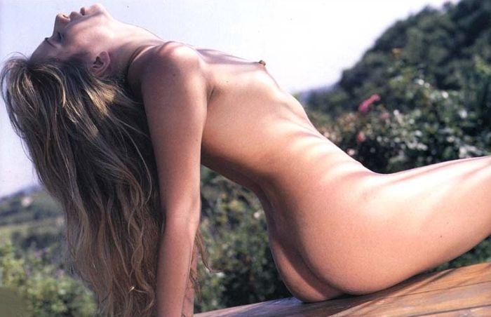 Loredana Cannata nude boobs