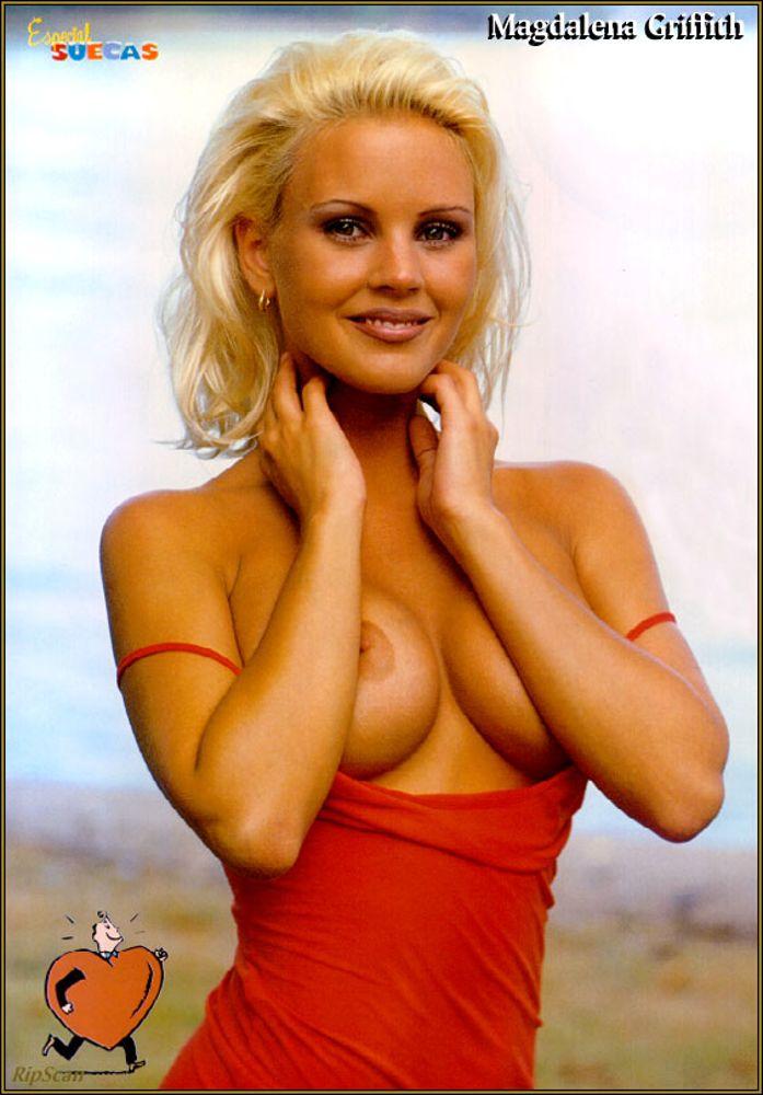Magdalena Graaf Nude