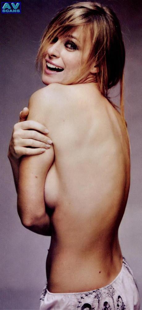 Serena Autieri  nackt