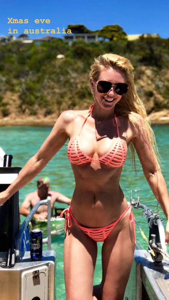 Swimwear Nicky Whelan Video Naked Scenes
