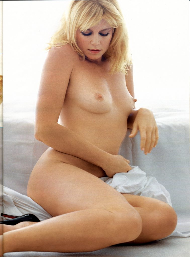 woman on top nude