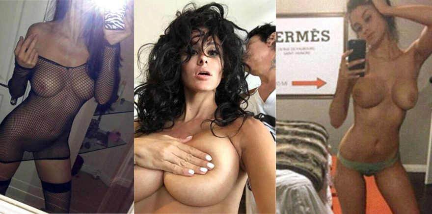 Nude brittany furlan Tommy Lee's