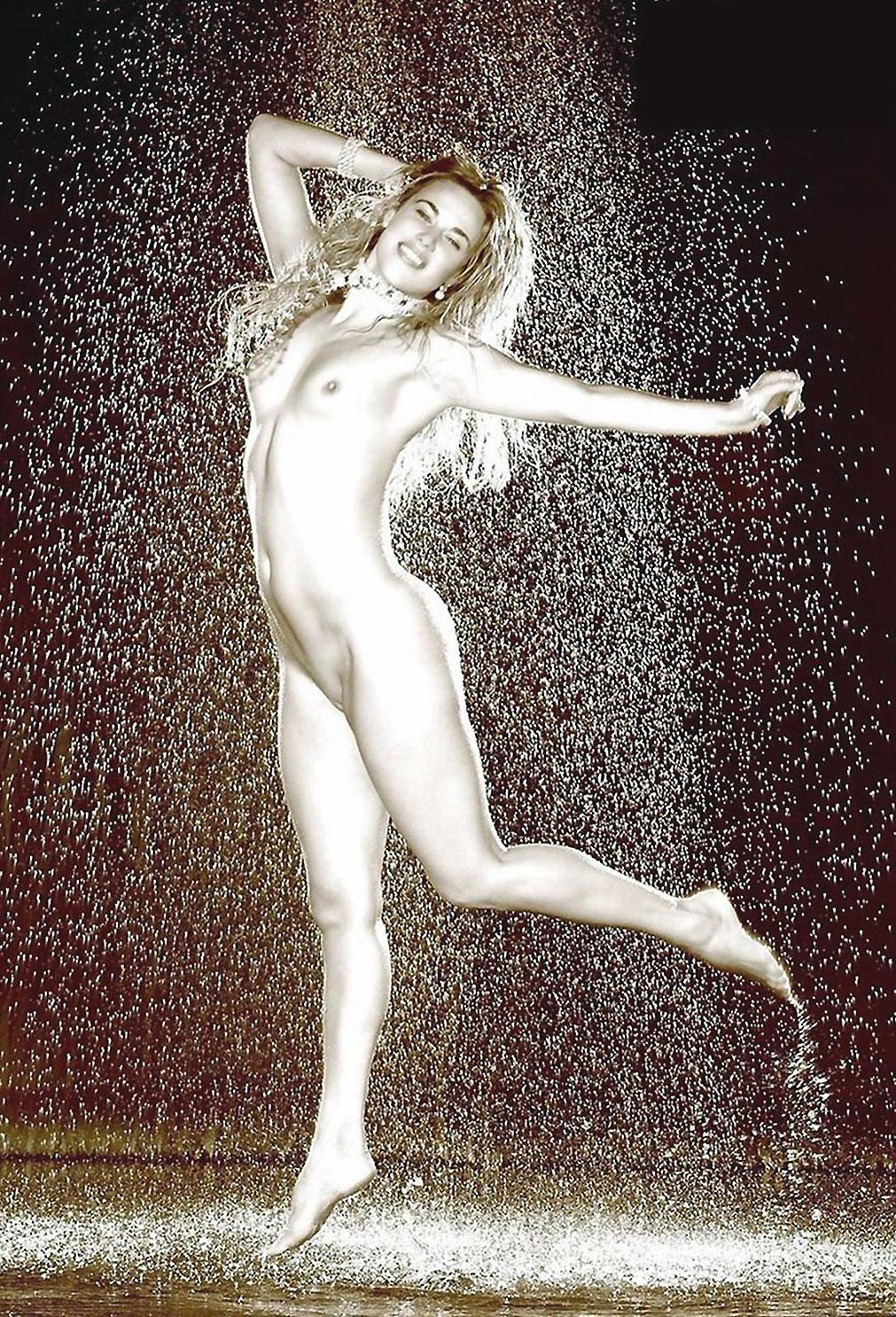 Nudes wwe lana C.J. Perry