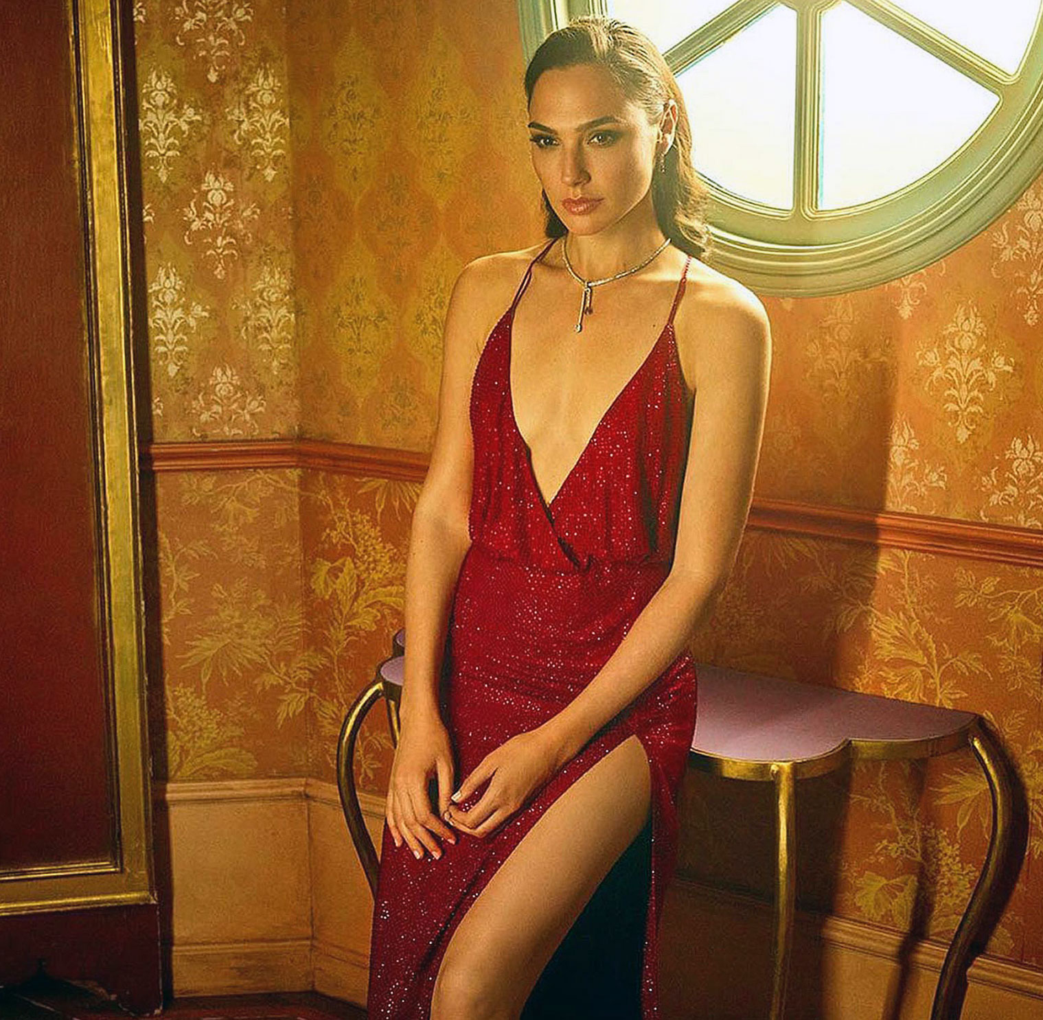 Gal Gadot see through Pics 2021 - Celebrities Nude pics leaked