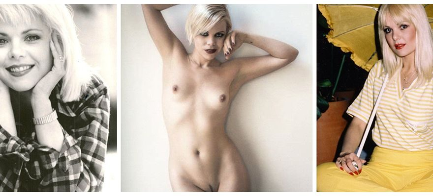 Ann Jillian nudes and cleavage pics
