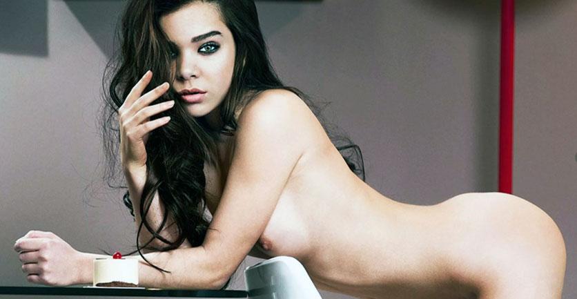 Hailee Steinfeld Nude Pics