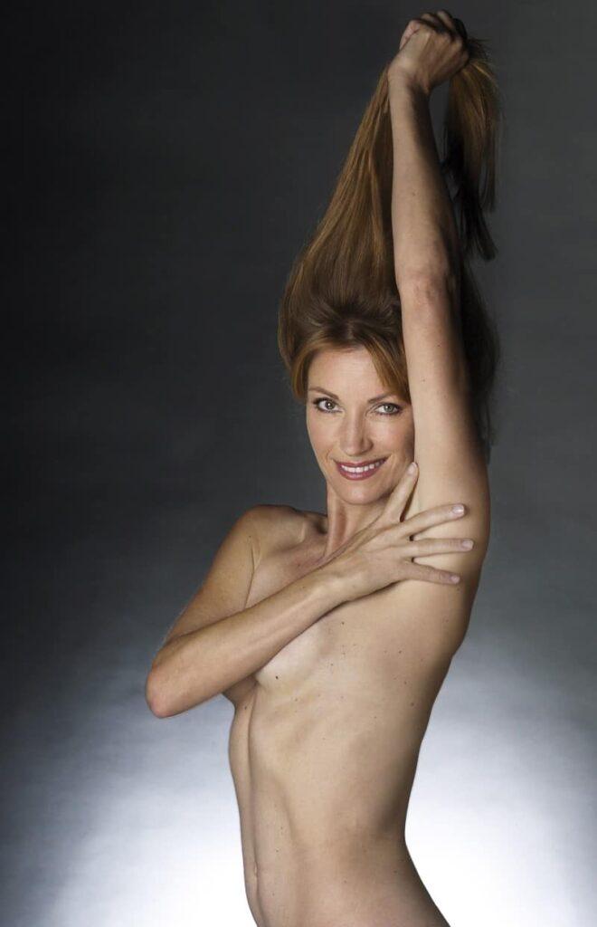 Kelly nackt Seymour Maria Sharapova