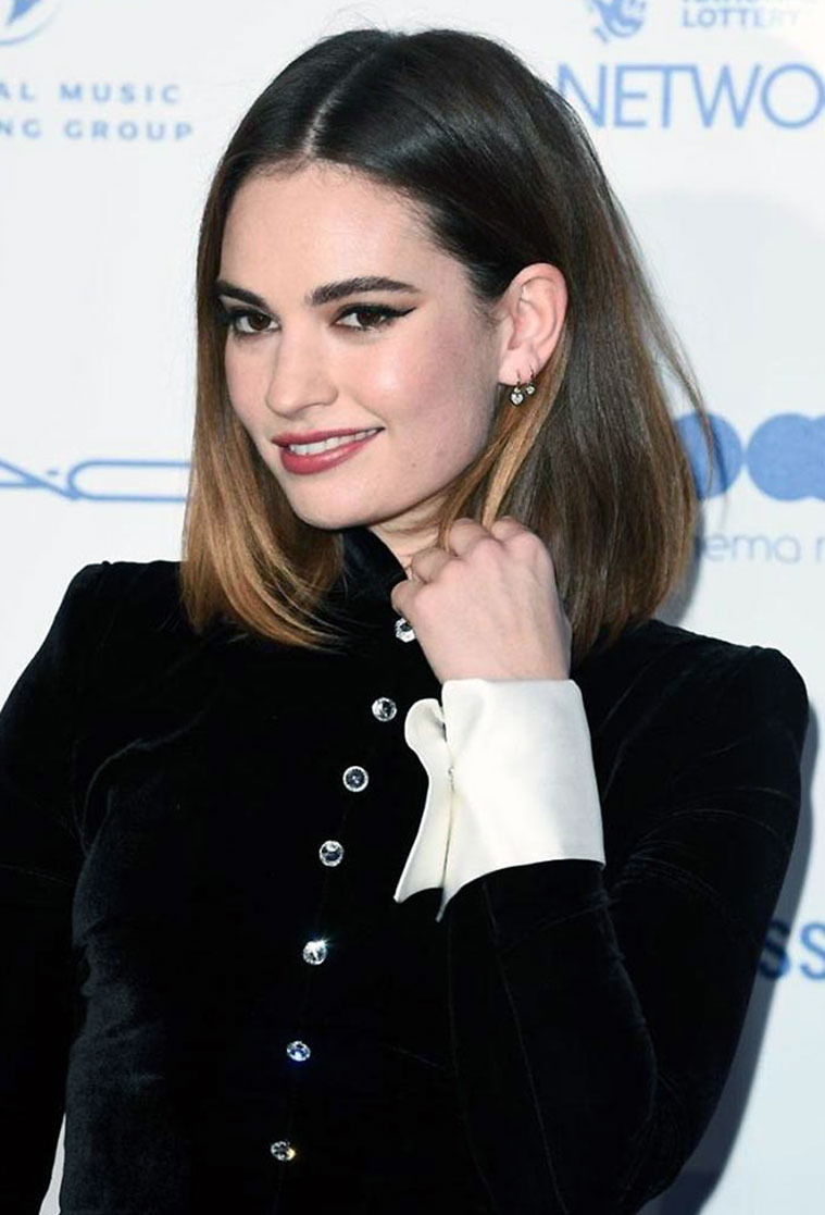 Lily James Nude Sexy (162 Photos) - The Fappening Plus