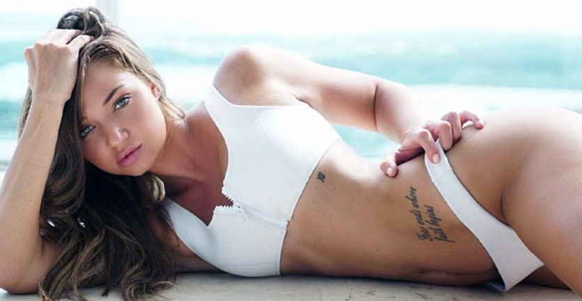Costell nude erika Erika Costell