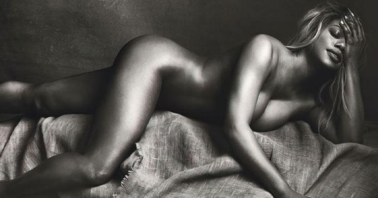 Laverne Cox nude